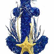Цветы и флористика handmade. Livemaster - original item Anchor talisman of stability in a sea of life.. Handmade.