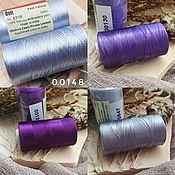 Материалы для творчества handmade. Livemaster - original item Thread: DOLI thread for tassels and embroidery (art. 3061). Handmade.