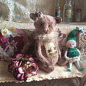 Куклы и игрушки ручной работы. Ярмарка Мастеров - ручная работа Aroma bear. Handmade.