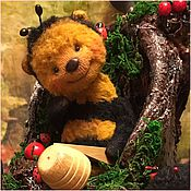 Куклы и игрушки ручной работы. Ярмарка Мастеров - ручная работа Капля лета на ладонь упала............... Handmade.