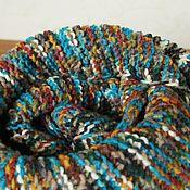 Аксессуары handmade. Livemaster - original item Snood scarf Explosion at the caramel factory. Handmade.