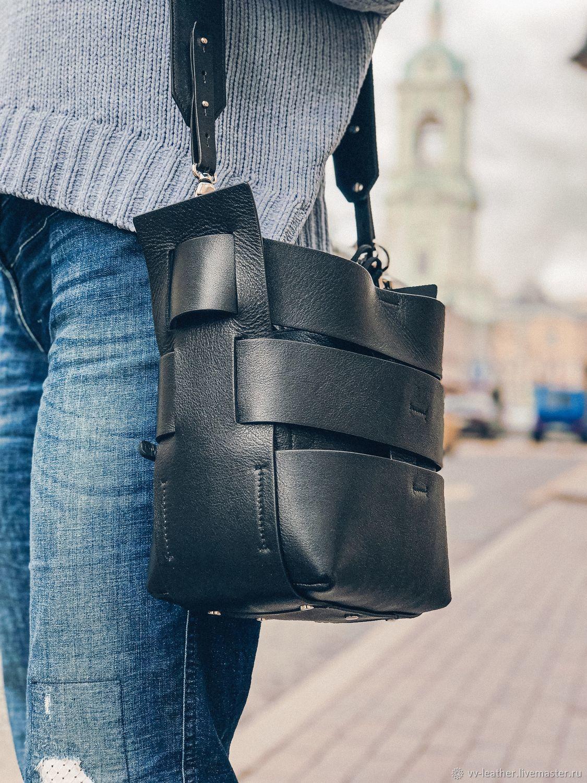 Bag VV WB.002.BLACK, Classic Bag, Moscow,  Фото №1