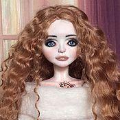 Шарнирная кукла ручной работы. Ярмарка Мастеров - ручная работа Линда. Шарнирная кукла из полимерной глины.. Handmade.