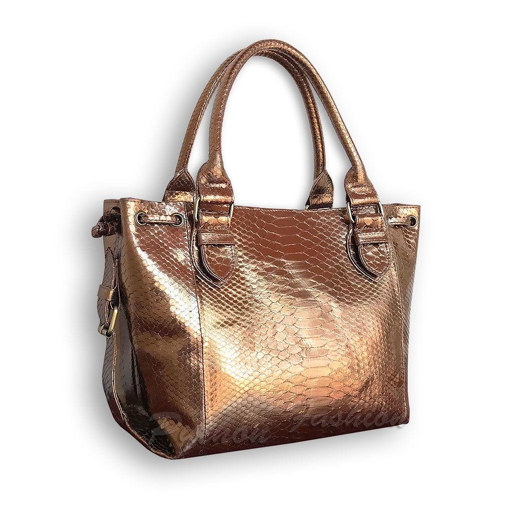 Женская сумка из питона Adriana, Классическая сумка, Денпасар,  Фото №1