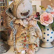 Куклы и игрушки ручной работы. Ярмарка Мастеров - ручная работа Мишка Оливер. Handmade.
