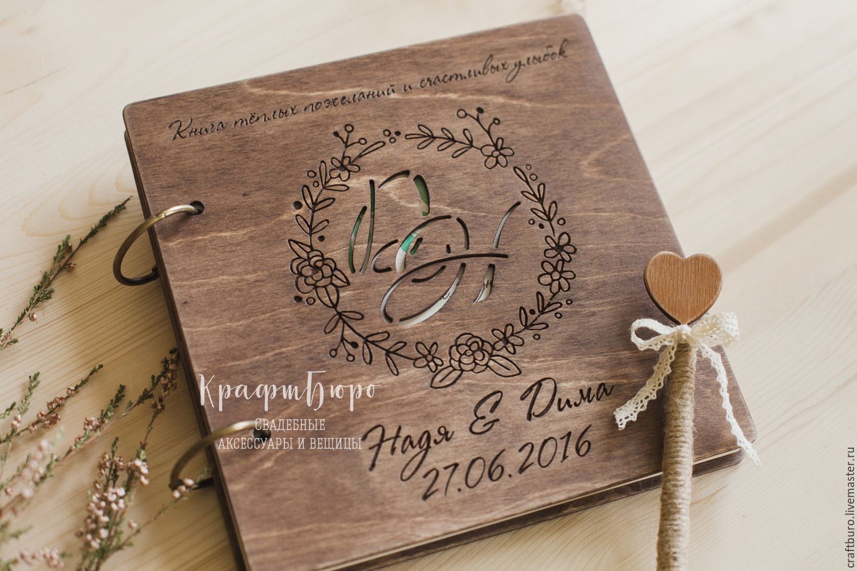 Свадебные альбомы пожеланий