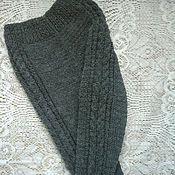 Одежда handmade. Livemaster - original item Knitted tights-tights