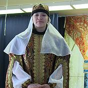 Одежда ручной работы. Ярмарка Мастеров - ручная работа платье царицы. Handmade.
