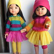 Куклы и игрушки ручной работы. Ярмарка Мастеров - ручная работа Комплект для кукол Паола Рейна. Handmade.
