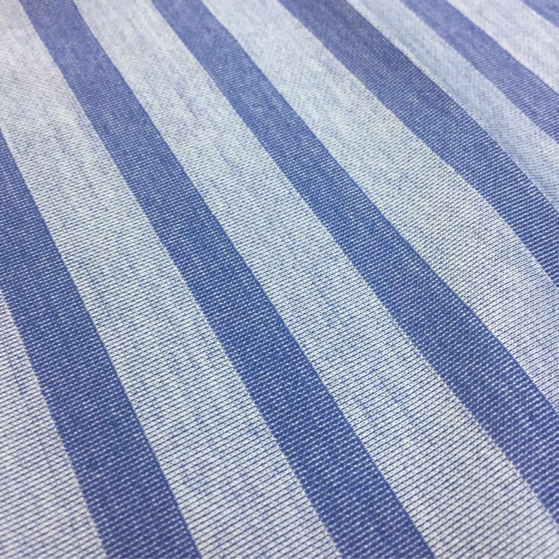Striped knitted jacquard-3, Fabric, Shuya,  Фото №1