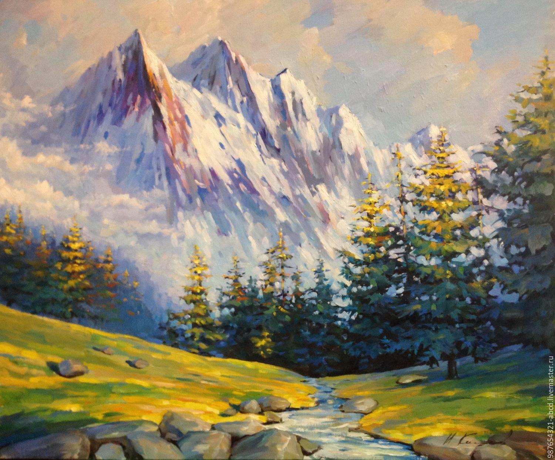 пейзаж фото горы