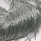 Канитель ручной работы. Ярмарка Мастеров - ручная работа Канитель: Трунцал Silver. Handmade.