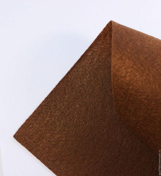 Для украшений ручной работы. Ярмарка Мастеров - ручная работа. Купить Фетр основа для вышивки 20х30 см А4 Терра. Handmade.