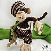 Куклы и игрушки handmade. Livemaster - original item Monsieur Bibizhan. Handmade.