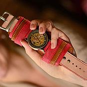 Украшения ручной работы. Ярмарка Мастеров - ручная работа Женские наручные часы Belts Wild. Handmade.