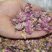 Материалы для творчества handmade. Livemaster - original item Crimean tea rose. Handmade.