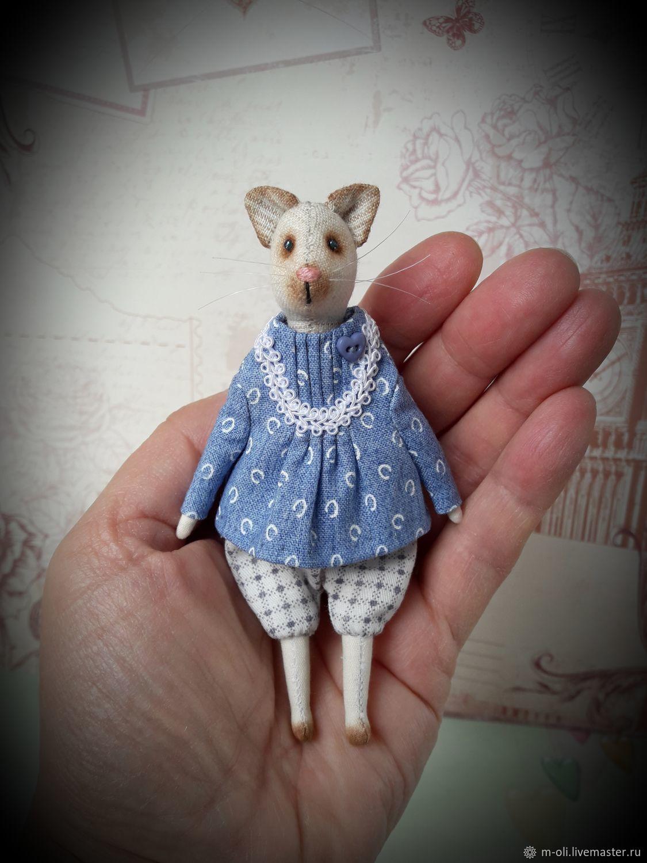 Кошечка маленькая игрушка, Тедди Зверята, Санкт-Петербург,  Фото №1