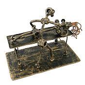 Сувениры и подарки handmade. Livemaster - original item Chiropractor. Handmade.