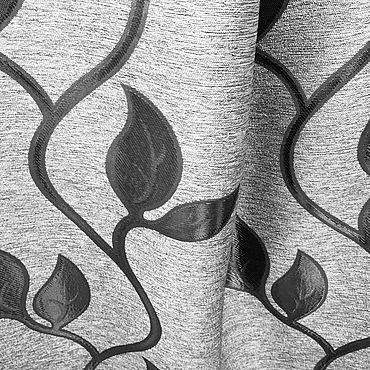 Текстиль ручной работы. Ярмарка Мастеров - ручная работа Шторы Суоми. Handmade.