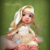 """Куклы и игрушки ручной работы. Ярмарка Мастеров - ручная работа Авторская кукла """"Перламутровое утро"""". Handmade."""