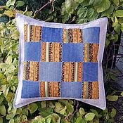 Для дома и интерьера handmade. Livemaster - original item Pillow