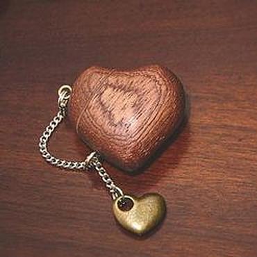 Сувениры и подарки ручной работы. Ярмарка Мастеров - ручная работа Флешка в виде сердца. Handmade.