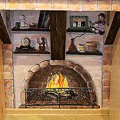 """Для дома и интерьера ручной работы. Ярмарка Мастеров - ручная работа """"FIREPLACE"""". Handmade."""