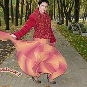 """Одежда ручной работы. Ярмарка Мастеров - ручная работа Юбка """"Осенняя"""". Handmade."""