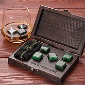 Сувениры и подарки handmade. Livemaster - original item Stones for whiskey PERSONAL. Handmade.