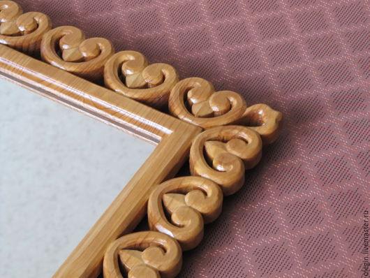 Зеркала ручной работы. Ярмарка Мастеров - ручная работа. Купить Навесное зеркало. Handmade. Домашний декор, для дома и интерьера, зеркало