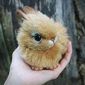Куклы и игрушки ручной работы. Ярмарка Мастеров - ручная работа Рыжий кролик. Handmade.