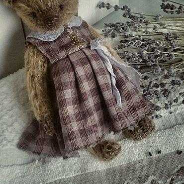 Куклы и игрушки ручной работы. Ярмарка Мастеров - ручная работа Мишка из мохера. Handmade.