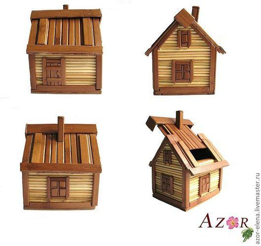 Маленький домик 10х10х9  600 рублей.