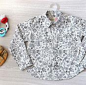 Работы для детей, handmade. Livemaster - original item Shirt (200421). Handmade.