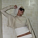 Костюмы ручной работы. Ярмарка Мастеров - ручная работа. Купить Спортивный костюм NEMO светлый с капюшоном. Handmade. Бежевый, трикотаж