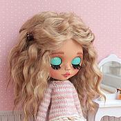 Куклы и игрушки ручной работы. Ярмарка Мастеров - ручная работа Кукла Блайз Эмили Blythe Doll. Handmade.