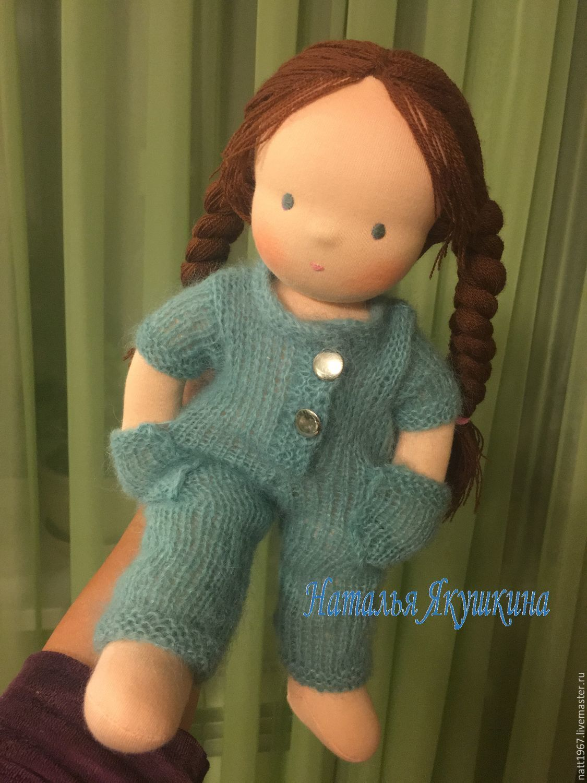 Malinka - Waldorf doll, Waldorf Dolls & Animals, Samara,  Фото №1