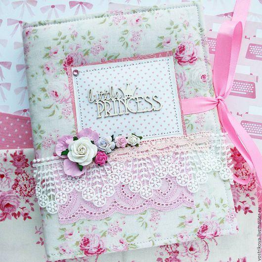 Блокноты ручной работы. Ярмарка Мастеров - ручная работа. Купить Блокнот для девочки. Handmade. Разноцветный, блокнот, блокнот в мягкой обложке