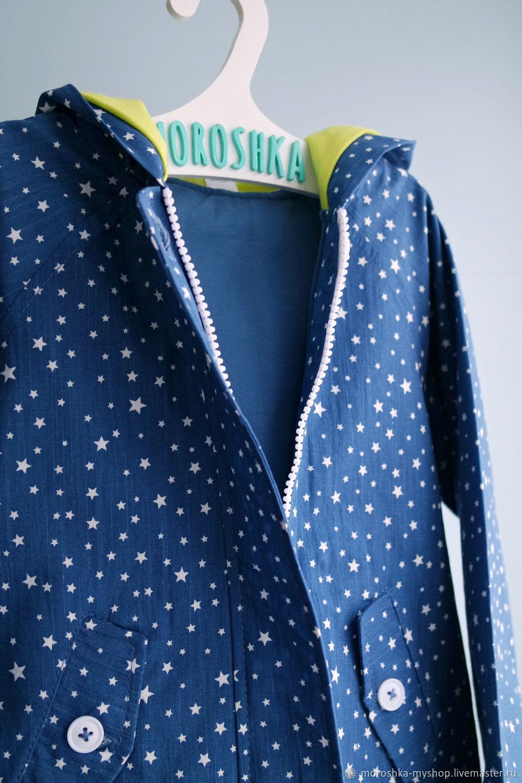 Куртка летняя для девочки