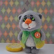 Куклы и игрушки ручной работы. Ярмарка Мастеров - ручная работа Апельсин. Handmade.