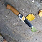 """Ножи ручной работы. Ярмарка Мастеров - ручная работа Нож """"Листопад"""" продан. Handmade."""