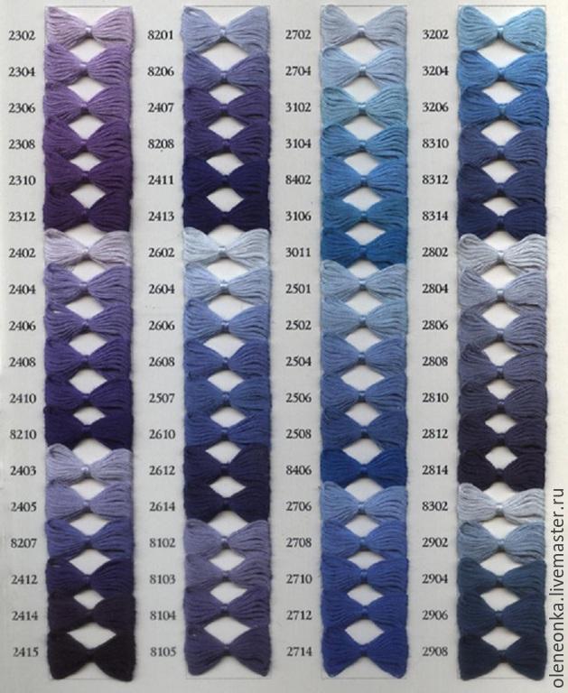 Вышивка нитками пнк
