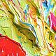 """Пейзаж ручной работы. Заказать """"Сидя на Красивом Холме"""" авторская картина маслом на холсте. ЯРКИЕ КАРТИНЫ Наталии Ширяевой. Ярмарка Мастеров."""