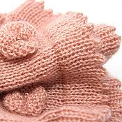 Одежда ручной работы. Ярмарка Мастеров - ручная работа Юбочка вязаная для девочки. Handmade.