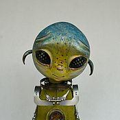 Куклы и игрушки handmade. Livemaster - original item Alien. Dolls.. Handmade.