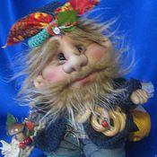 Куклы и игрушки handmade. Livemaster - original item Brownie. Handmade.