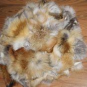 Материалы для творчества handmade. Livemaster - original item Trimming of fur. A large amount of. Handmade.