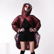 Одежда handmade. Livemaster - original item Women`s zip-up jacket