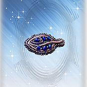 Украшения handmade. Livemaster - original item Author`s brooch