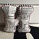Текстиль, ковры ручной работы. Ярмарка Мастеров - ручная работа. Купить Буквы подушки. Handmade. Разноцветный, буквы для интерьера